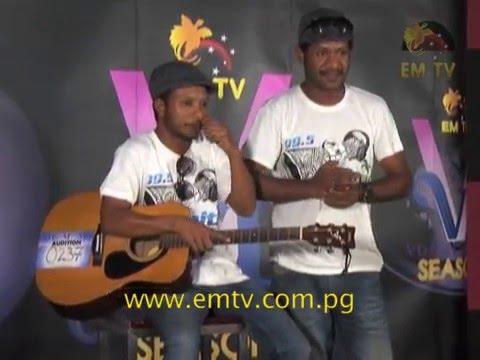 EMTV Vocal Fusion Season 3 | Port Moresby Auditions
