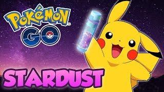 1º DIA DA CHUVA DE STARDUST! COMEÇAMOS MUITO BEM! -  Pokémon Go Em Busca dos Melhores Parte 96