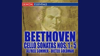 Cello Sonata No. 4 in C Major, Op. 102, No. 1: Andante - Allegro vivace - Adagio - Tempo...