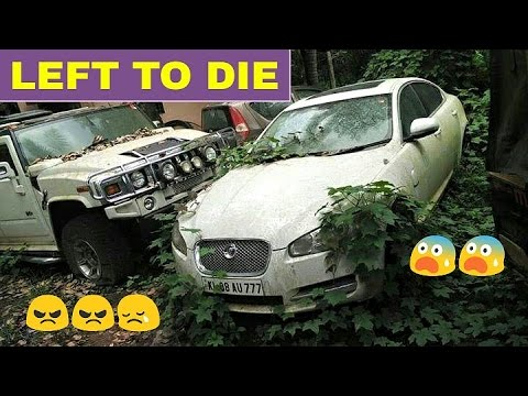 Thumbnail: ABANDONED Exotic Cars in INDIA (Part 2) ! ! ! ! !