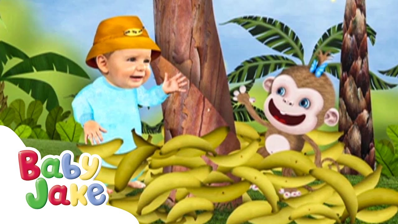 Baby Jake - Playtime Puzzles 🍎 | Full Episodes | Cartoons for Kids