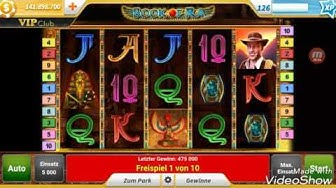 Slotpark 50k BET [005] Book of Ra Deluxe Free Games