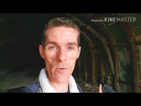 Secret Actual WWII Tunnel's (Under MG Rover Plant, Longbridge) - Episode 55 (Series 2) Nov 2017