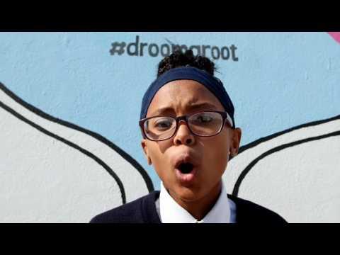 Afrikaans.com muurprojek - Cindy Strauss