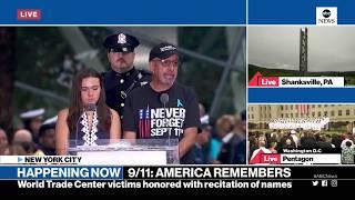 9/11 Anniversary 2018:  Live Memorial Coverage | ABC News