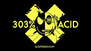 I Love Acid Techno Mix 4 (Aug 2019)