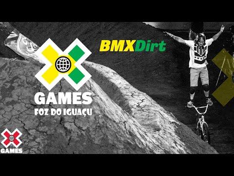 X Games Foz do Iguaçu 2013 BMX DIRT: X GAMES THROWBACK
