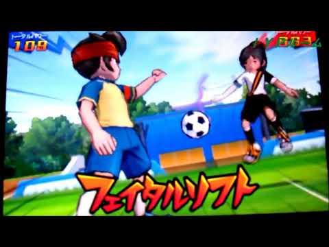 【イナズマイレブンGO3】 円堂守 必殺技集 ブロック(ディフェンス)æ