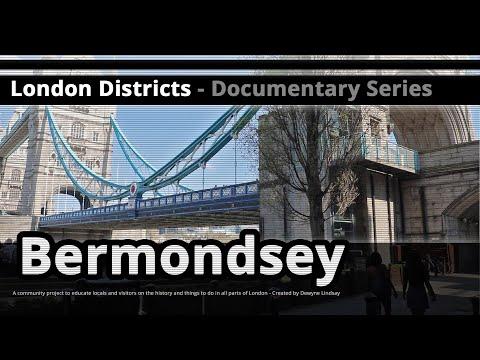 London Districts: Bermondsey (Tour guide)
