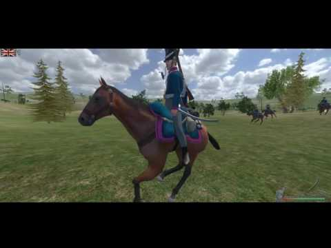 Napoleonic Wars Machinima-Prussia against United kingdom