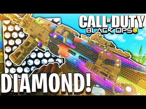 Diamond Camo Assault Rifles Are BEAUTIFUL (BO4)