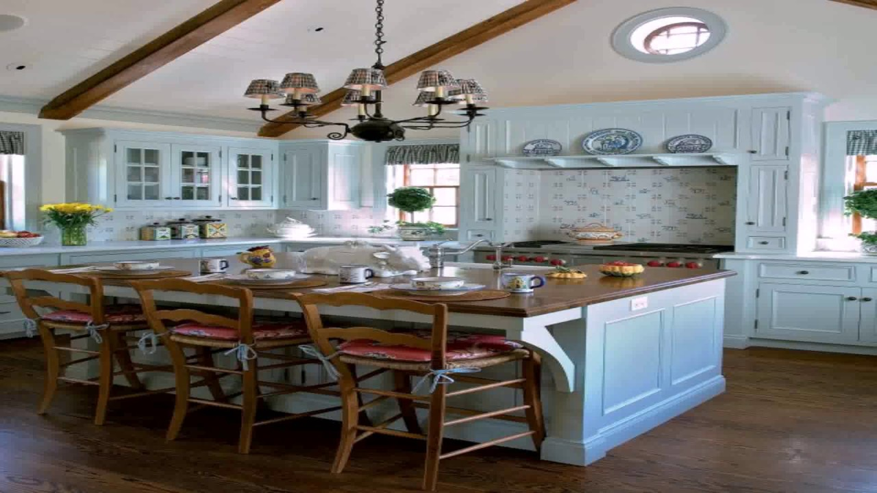 Colonial Style House Kitchen Remodel
