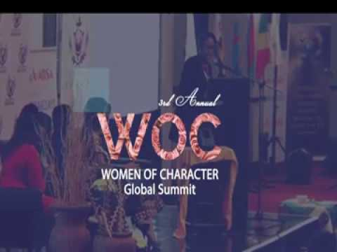 Woman of Character Global Summit - WOC