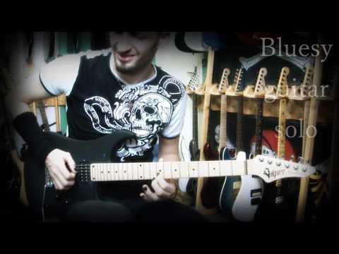 Bluesy guitar solo - Neogeofanatic