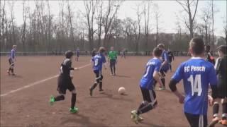 Defending Skills and Goals Fc Pesch Adonis