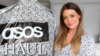 SPRING ASOS HAUL | UNBOXING & TRY ON 2020