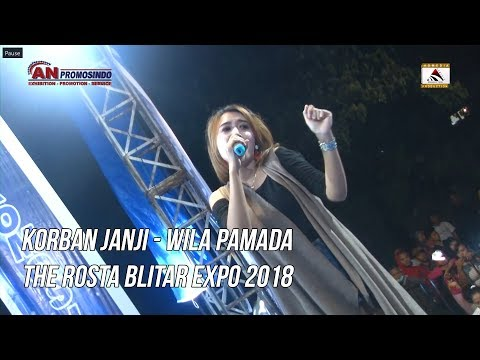 Korban Janji - Wila Pamada The Rosta Blitar Expo 2018