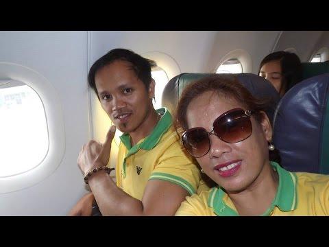 Flying High Into The Sky 2015 @ Bohol to Manila