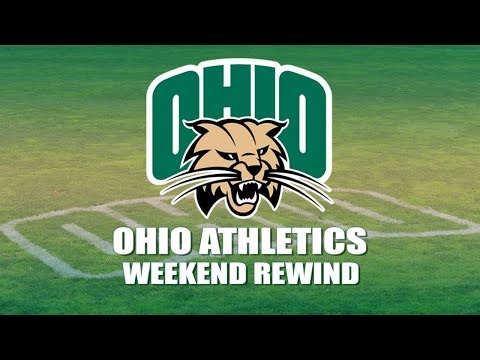 Ohio Athletics 2018-2019: Weekend Rewind (10/18-10/21)