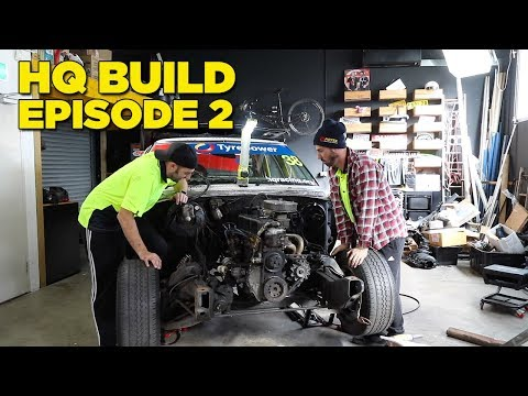 HQ Holden Build – EPISODE 2