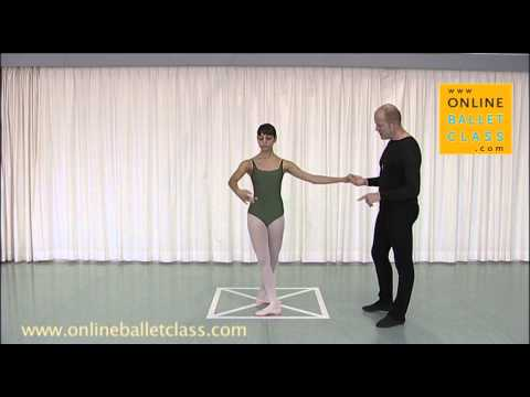Learn Ballet ballet dictionary Grand Plie