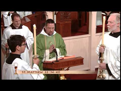 Daily Catholic Mass - 2017-10-29 - Fr. Anthony