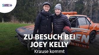 Zu Besuch bei Joey Kelly | SWR Krause kommt