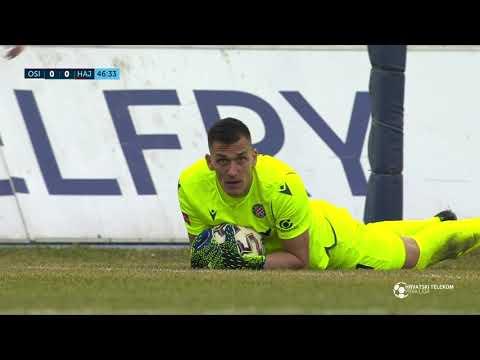 Osijek Hajduk Split Goals And Highlights