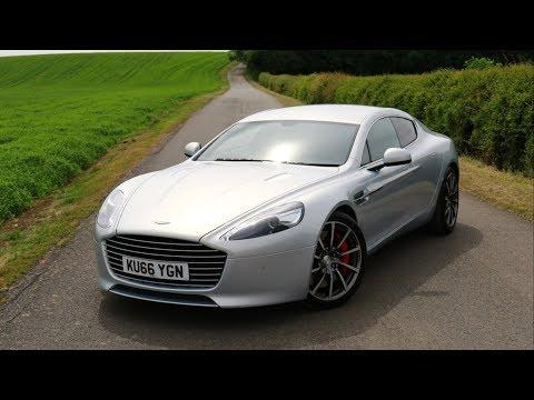 Aston Martin Rapide 2018 Car Review
