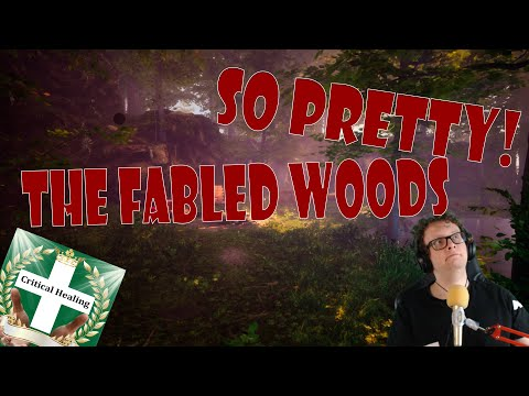 The Fabled Woods! Look at this! |