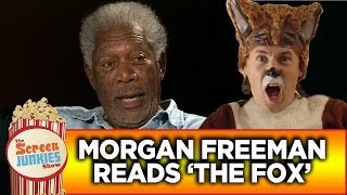 Morgan Freeman Reads The Fox by Ylvis thumbnail