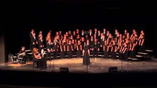 Adiemus (from Songs of Sanctuary) Concert Choir Karl Jenkins Video ...