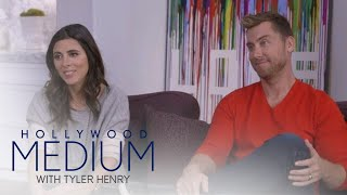 Tyler Henry Connects To Jamie-lynn Sigler's Late Brother  Hollywood Medium With Tyler Henry  E!