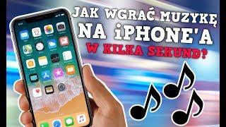 JAK WGRAĆ MUZYKĘ NA iPHONE'A?  | JAK SKOPIOWAĆ MUZYKĘ Z KOMPUTERA NA iPHONE? | iTunes 2018