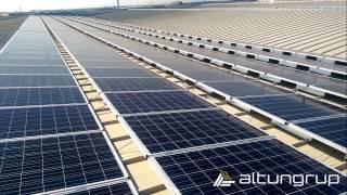 Altungrup Solar Enerji - REYSAŞ Torbalı GES