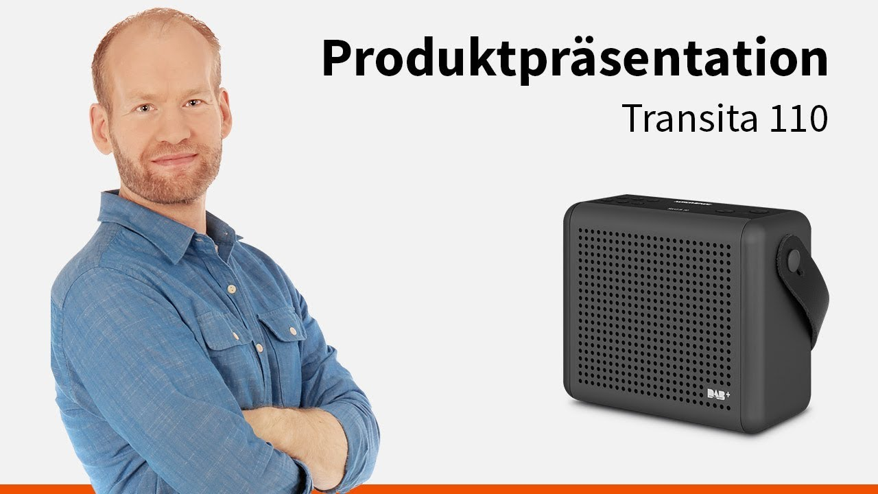 Video: Transita 110 | Stilsicher zum digitalen Radioempfang. | Nordmende