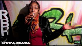 SUPA MAYA - PROMO SHOWCASE A EVRY- DA GREEN POWER SHOW  by RBH SOUND 09.12.13