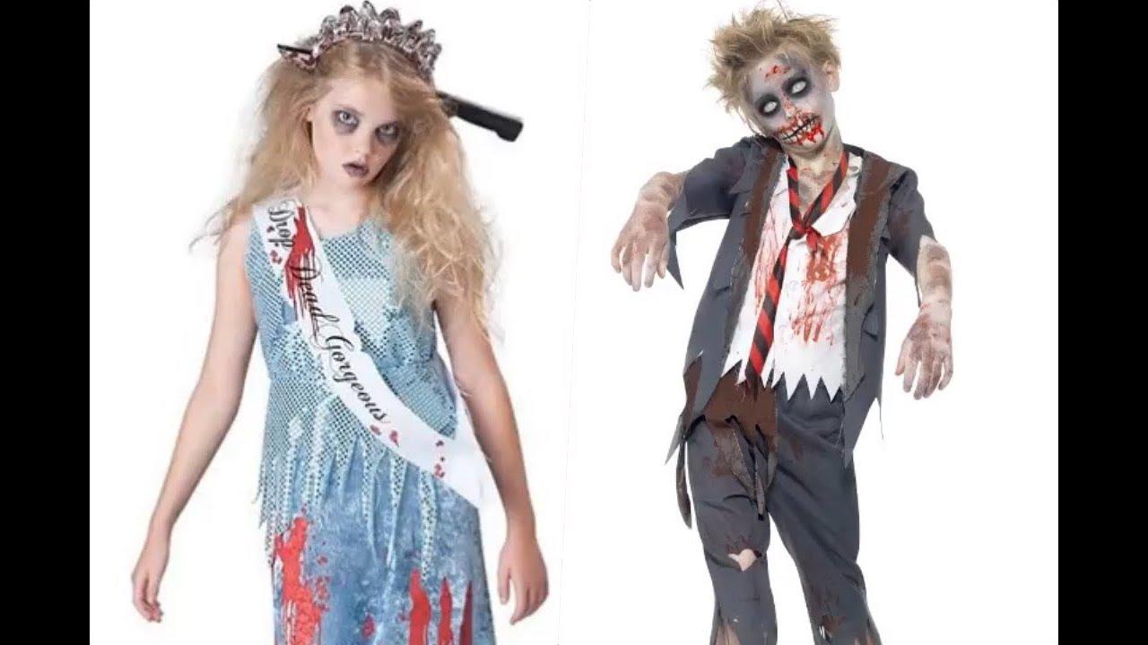 foto de Disfraz de zombie para niños YouTube