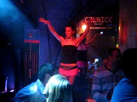 Celnice Club Part 2 - Prague, Czech Rebublic