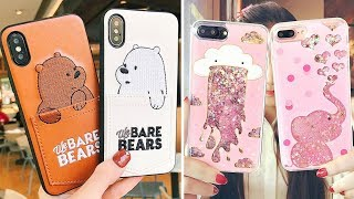 DIY Phone Case Life Hacks! 35 Phone DIY Projects & Popsocket Crafts!