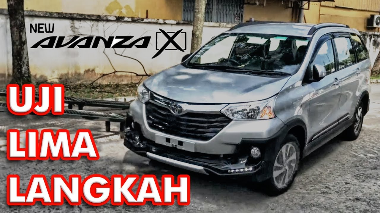 Grand New Avanza G Luxury 2016 Type E Tes Drive X 2018 Varian Cuma 200 Juta Pas Kok Bisa Test The Variant Only Millions Idr How Come