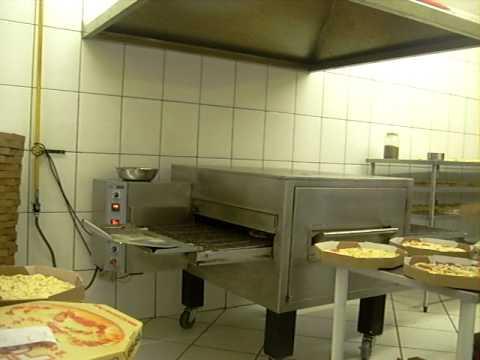 Recorde nacional de assamento de pizzas