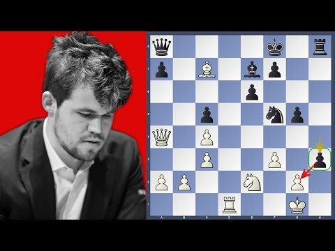 'He's showing you your stupidity' - Giri vs Carlsen | Grand Chess Tour Zagreb 2019