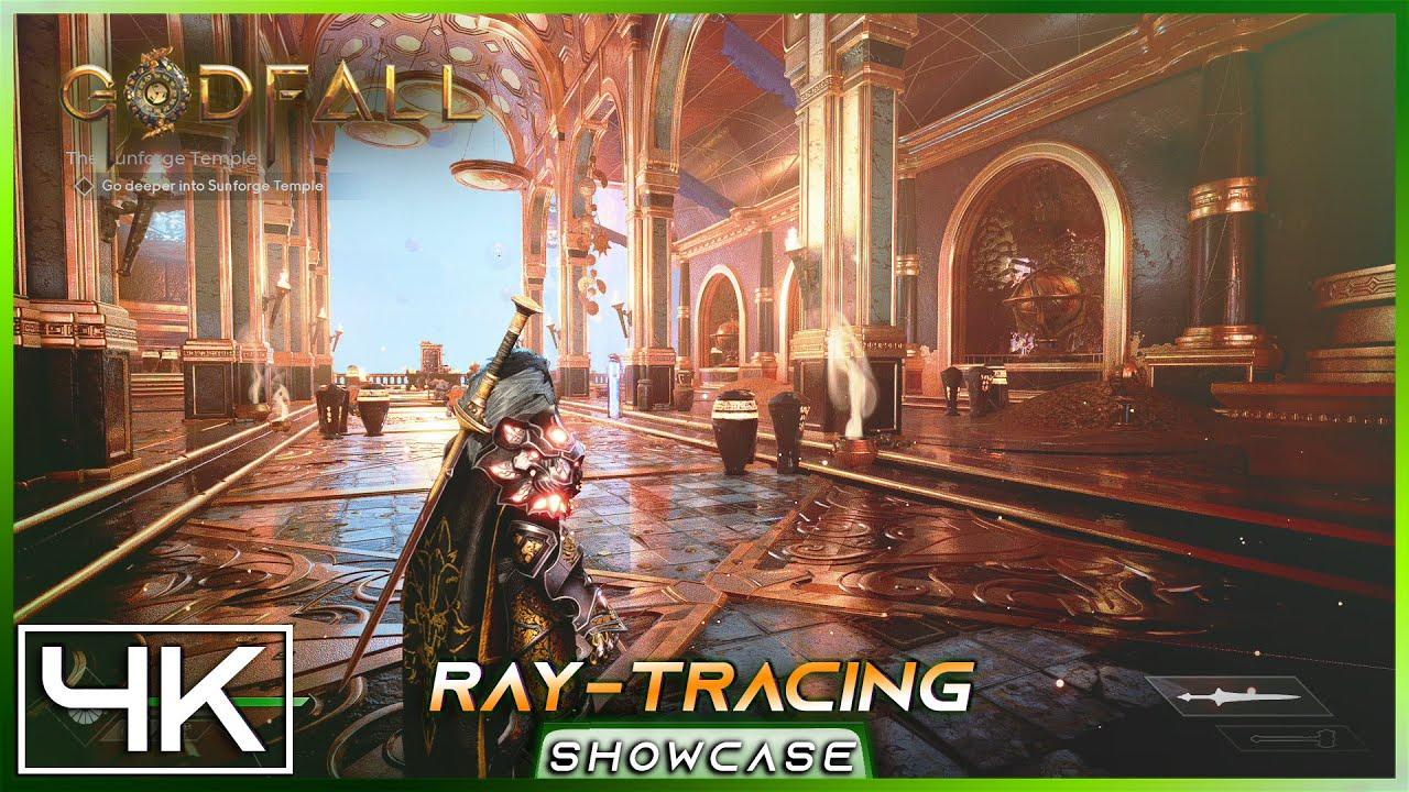 Download 4K Godfall - Next-Gen AMD RAY TRACING [Ultra Graphics Mod] ReShade Preset Comparison