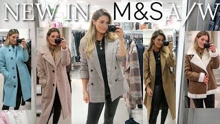 NEW IN M&S | COME SHOPPING WITH ME | AUTUMN / WINTER | FALL TRY ON HAUL MARKS & SPENCER