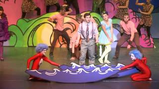 Seussical The Musical By the Oaks Classical Christian Academy