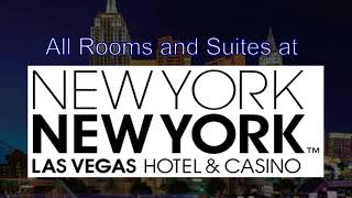 All Rooms and Suites at New York-New York Hotel Las Vegas 2020