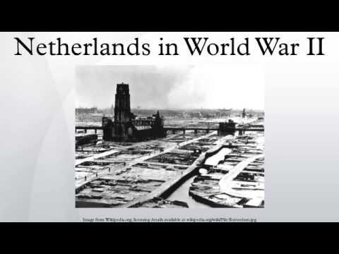 Netherlands in World War II