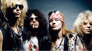 IT'S SO EASY AND OTHER LIES - Guns N' Roses Reunite