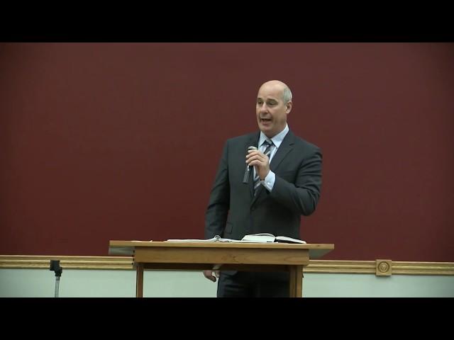 AM 190616 · Show Thyself a Man · Pastor Jerome Pittman · VBC Livestream